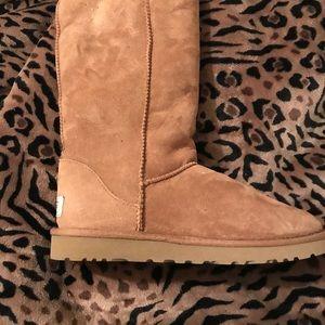 Classic Chestnut Tall UGG Australia boots